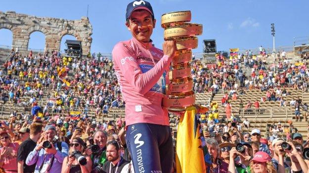 Giro d'Italia 2020, da Budapest a Capo d'Orlando
