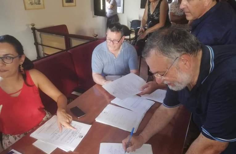Accordo Distretto del Cibo in Sicilia