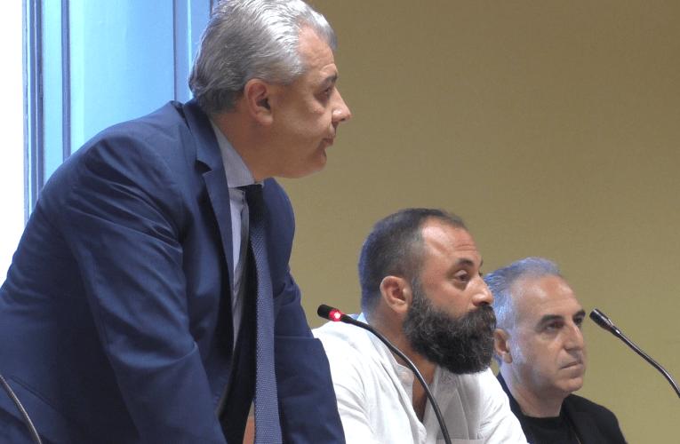 """MOZIONE: """"Elevati flussi veicolari sulla via Trazzera Marina"""