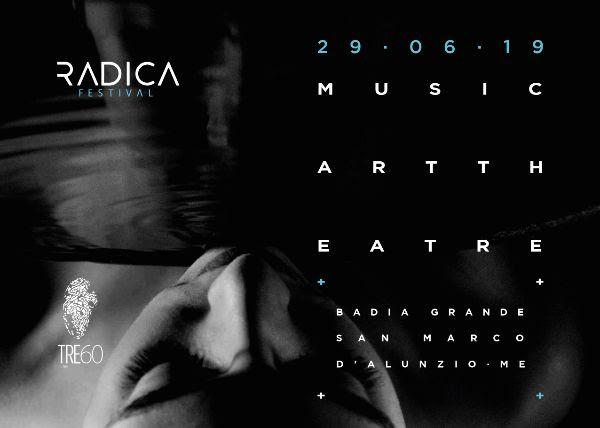 Radica Festival III° ed. sul tema dell'Acqua