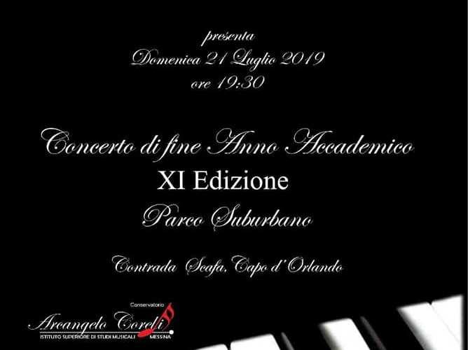 XI° ed. Concerto fine anno Accademia della Musica