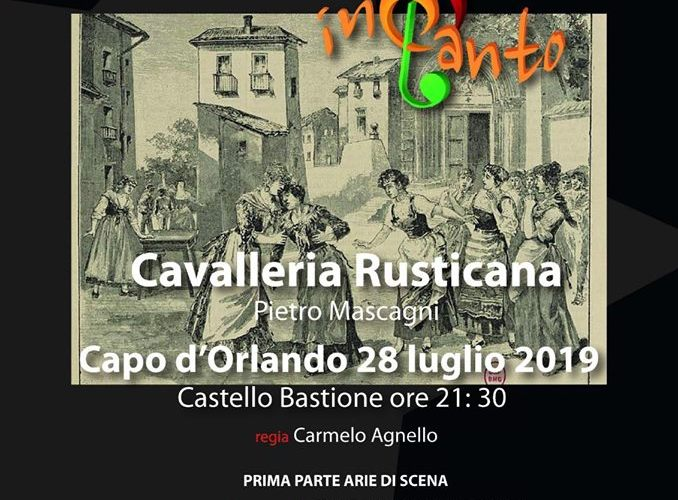 Cavalleria Rusticana al Bastione