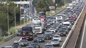 Esodo estivo, traffico da bollino rosso nei weekend di luglio