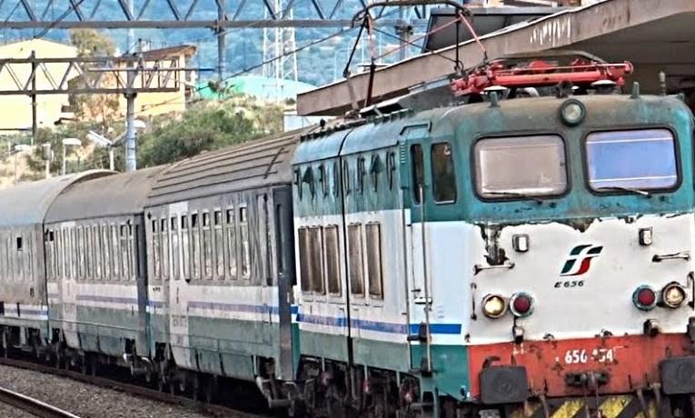 Disagi sulla tratta ferroviaria Me-PA dal 10 luglio all'8 settembre