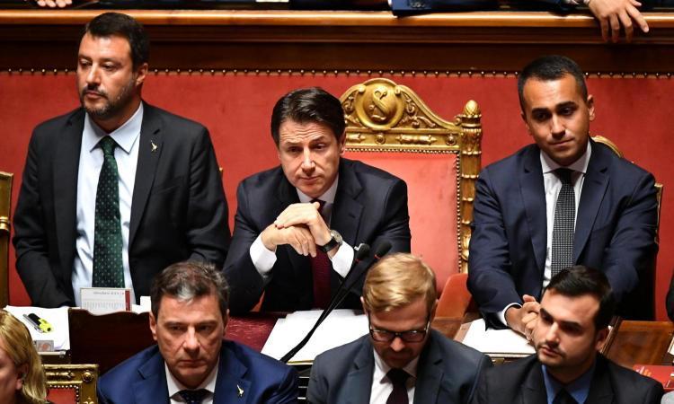 Governo Lega-5Stelle addio: Conte si è dimesso da premier