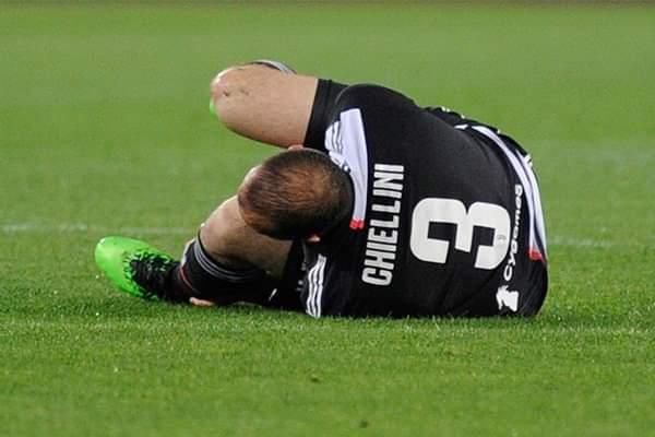 Chiellini infortunato, ecco il piano della Juventus per Serie A e Champions League