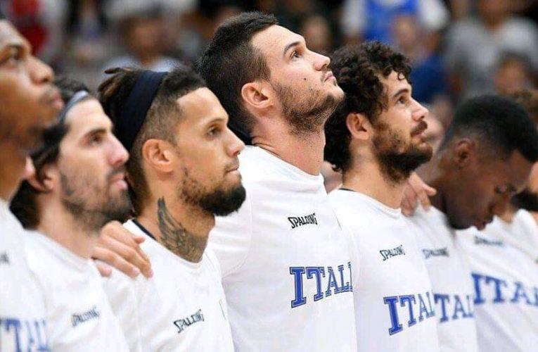 l'Italia del basket è pronta! scelti i 12 giocatori per il Mondiale