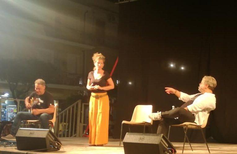 """Stasera """"Agatirno Raccontata"""" al Miramare.  Nel fine settimana poesia, teatro e """"Note all'alba"""""""