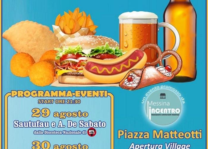 """Food&Drinks Fest"""", in programma da domani sera, giovedì 29 agosto"""