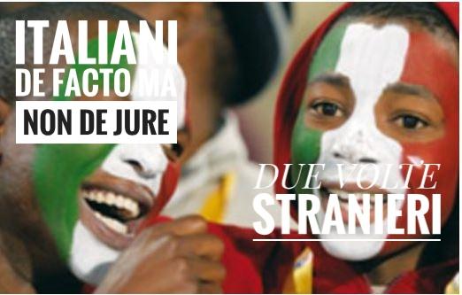 Italiani de facto ma non de jure