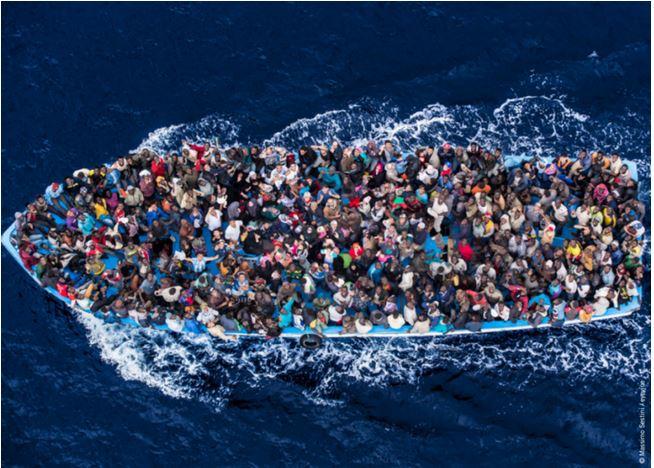 Alan Kurdi approda a Pozzallo