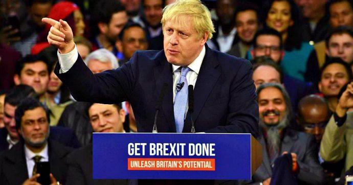 Voto nel Regno Unito. Exit Poll: ai  conservatori di Johnson la maggioranza assoluta con 368 seggi