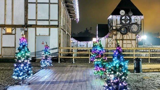 Milano, chiude il villaggio di Babbo Natale più grande d'Italia