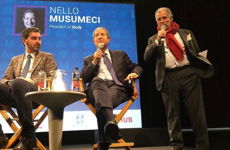 La Sicilia è terra d'Investimenti, il presidente Musumeci rientra dagli USA