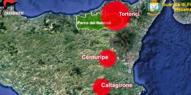 """Messina, le mani dei clan sui fondi europei. Finanziamenti milionari per terreni """"fantasma"""": 94 arresti"""