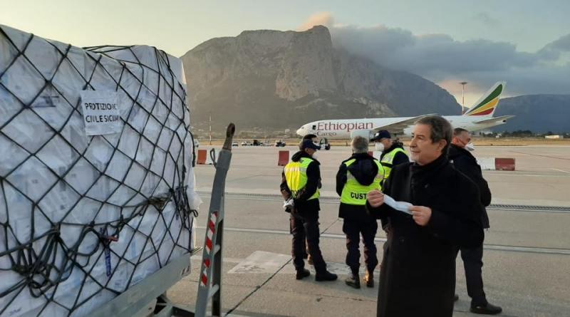 Finalmente negli ospedali siciliani arrivano i dispositivi di protezione