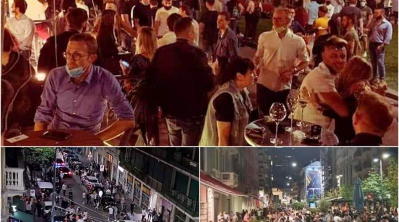Emergenza Coronavirus, Milano: È fuori tutti!