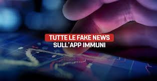 """Non scaricare l'App """"Immuni""""! Cancella prima l'amicizia Facebook e contatti telefonici  – FAKE NEWS"""