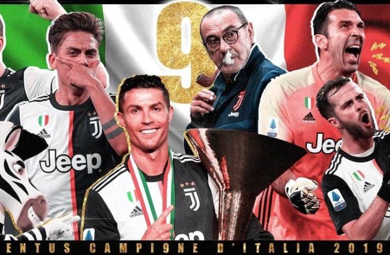 Serie A: risultati 36a giornata [Highlights] Juventus Campione d'Italia