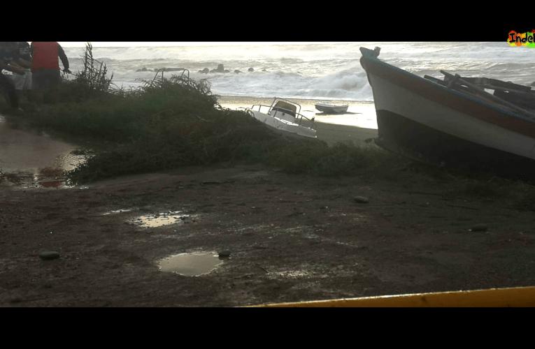 Capo d'Orlando(Me) – Danni ad alcune imbarcazioni poste in zona GAC FOTO
