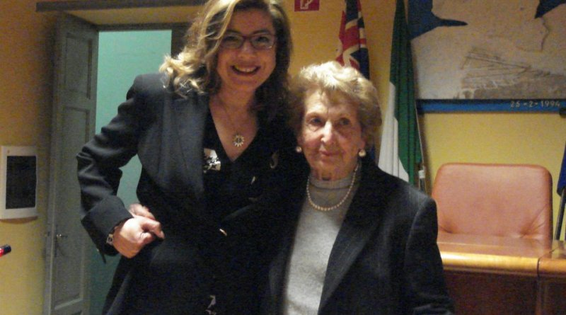 Ci lascia la sig.ra Nina Ventura Lazzaro