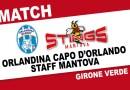 L'Orlandina vince il braccio di ferro contro Mantova, battendola all'overtime 102-98.