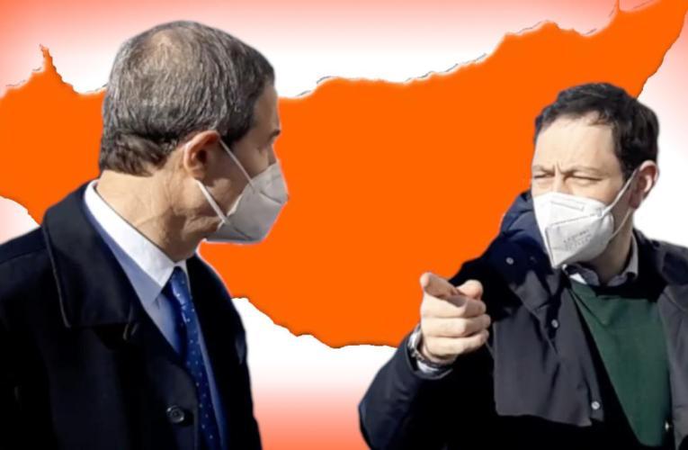 Covid, casi positivi ed Rt in calo in Sicilia ma l'Isola resta arancione ancora per una settimana