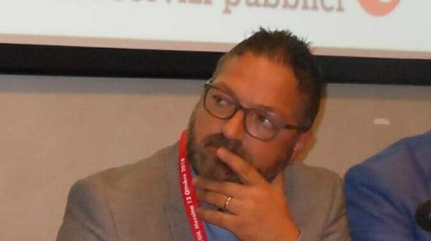 Capo d'Orlando (Me) – Assemblea dei dipendenti del Comune.  É stato di agitazione