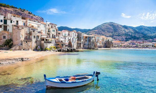 La Sicilia nei motori di ricerca per le vacanze estive 2021.