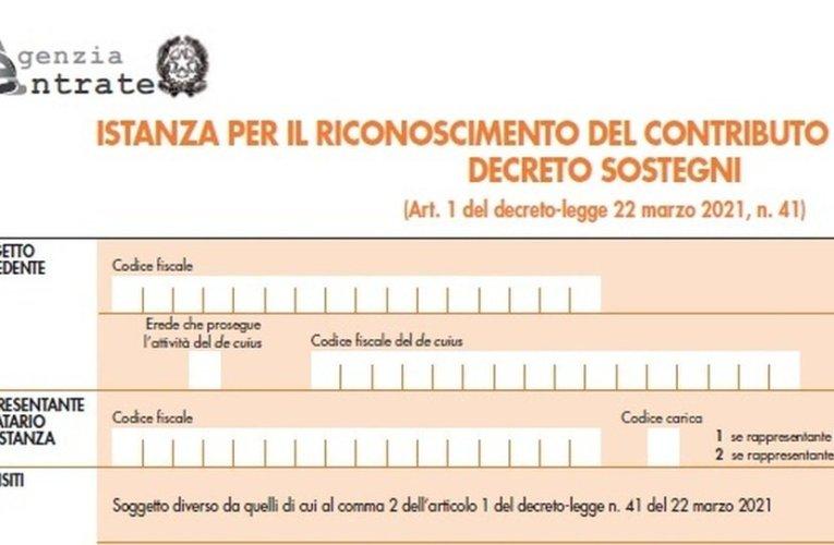 Decreto Sostegni, domande sui contributi a fondo perduto 2021: pagamenti dal 16 giugno