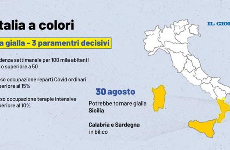 Covid oggi Italia, bollettino Protezione Civile e contagi regioni 29 agosto