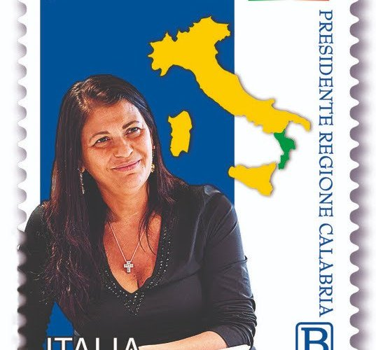 Santelli: francobollo Poste la ricorda a un anno dalla morte