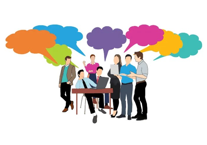 NETWORKING – IT'S TIME TO TALK