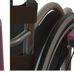 Wheelchair Grips Design Within Reach Rocking Chair Fit At Indemedical Com Quick View