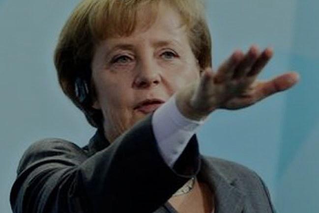 Mutti Merkel