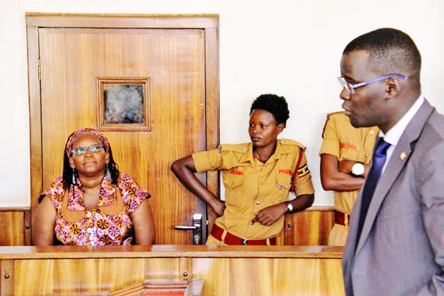 Lawyer: Jailed Uganda critic resists forced psychiatric exam