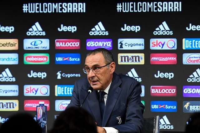 Image result for sarri juventus 2019 video: you won't believe what juventus boss sarri said about premier league VIDEO: You won't believe what Juventus boss Sarri said about Premier League Maurizio Sarri