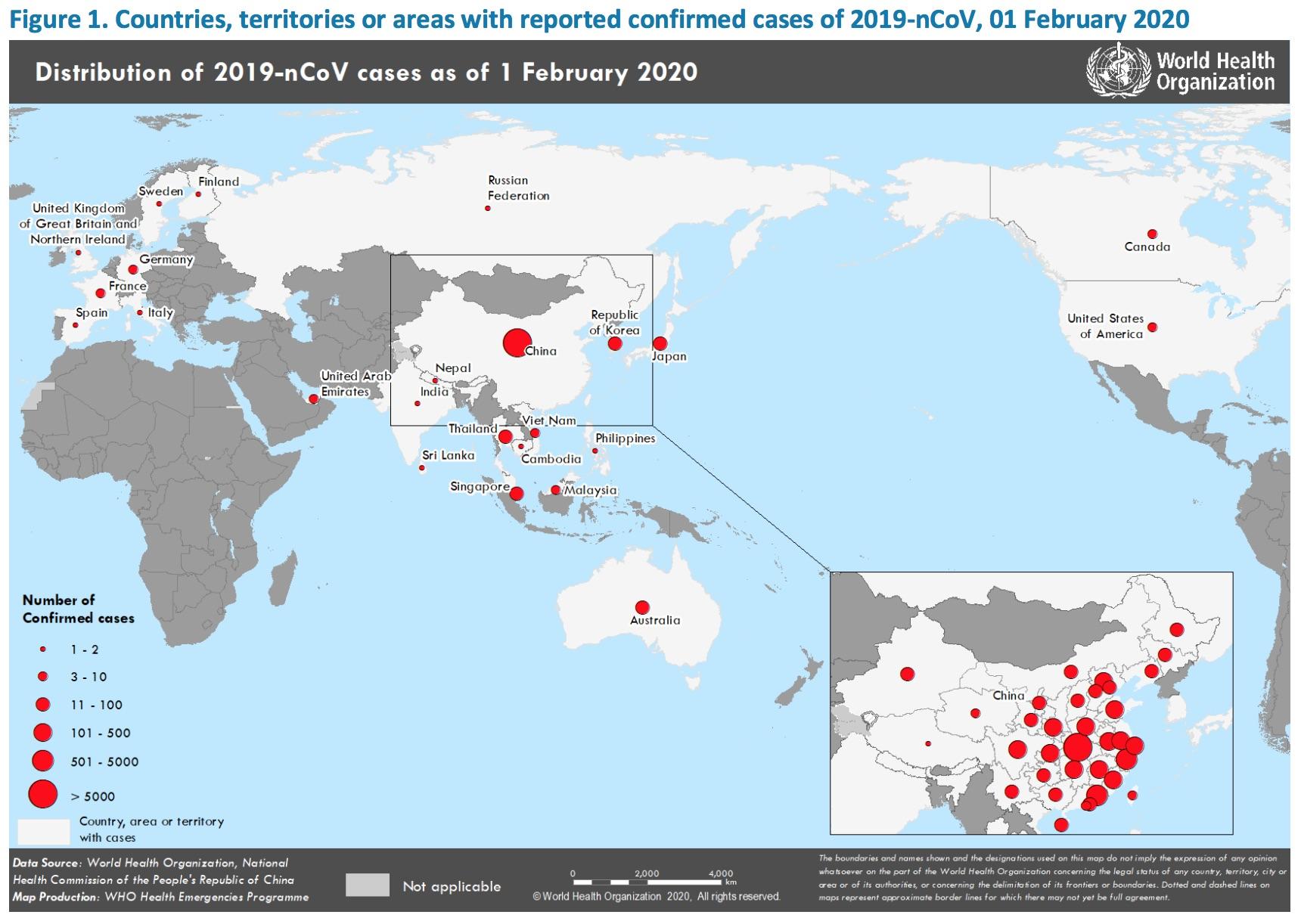 Third Case of Coronavirus Confirmed in California - The Santa ...