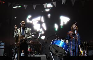 Arcade Fire performing at Electric Picnic in 2011. Picture: Caroline Quinn