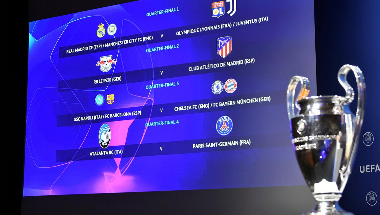 Tough road to final for Man City as Champions League draw sets Pep on course for possible Barca or Bayern reunion - Independent.ie