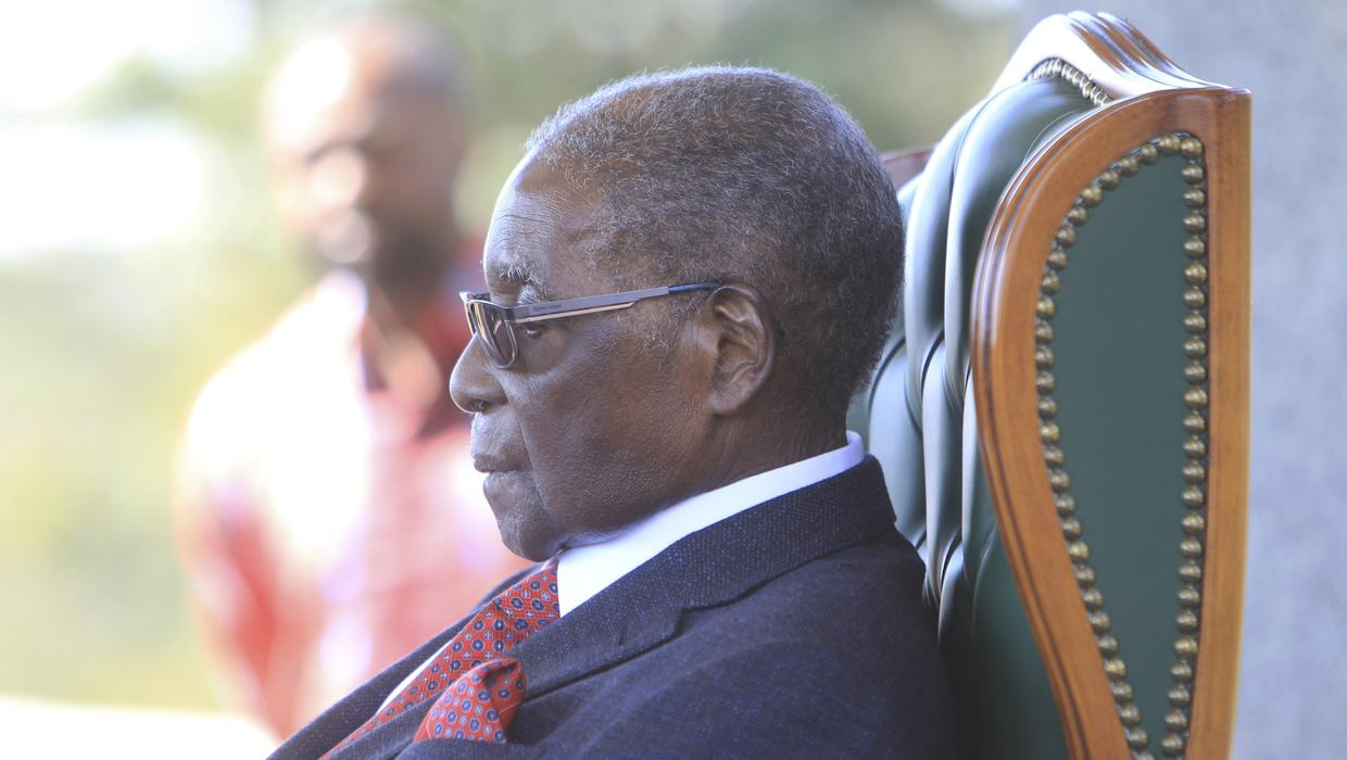 Key moments in Zimbabwe's troubled history - Independent.ie