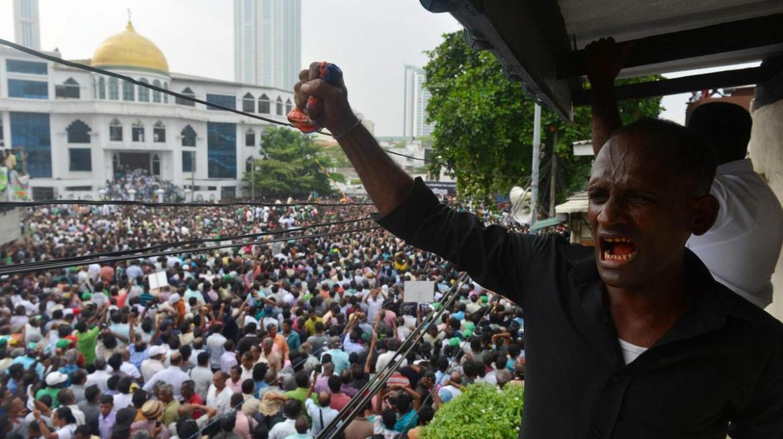 Manning Market traders protest