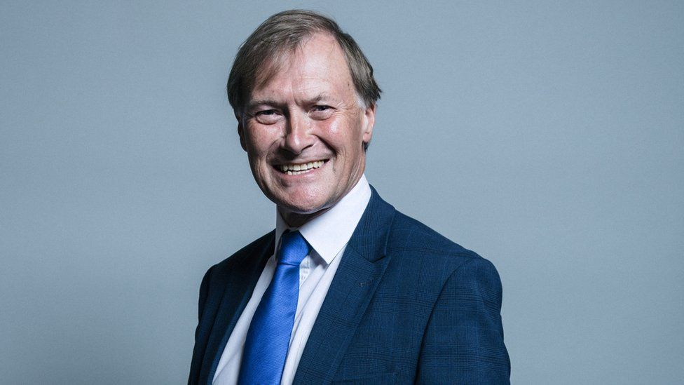 Sir David Amess killing was terrorism, police say