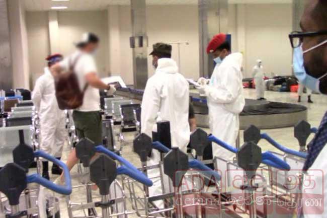 Nearly 2500 stranded Sri Lankans to be repatriated