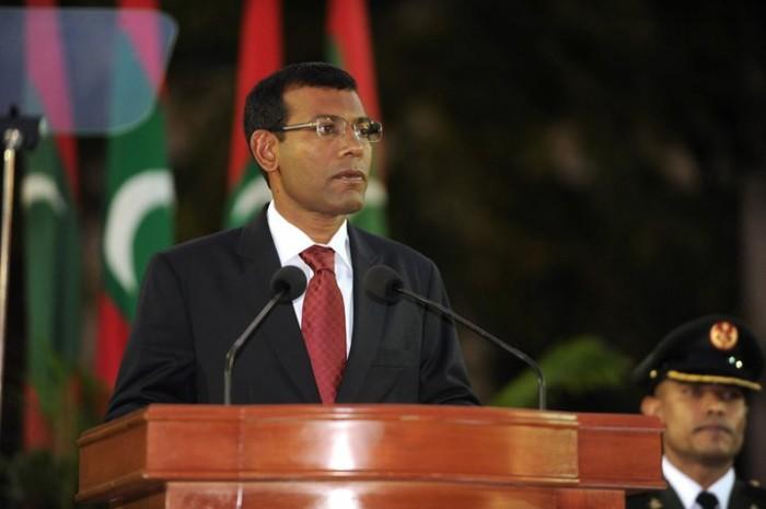 President Nasheed: Freedom of Expression upheld by R Rajamahendran