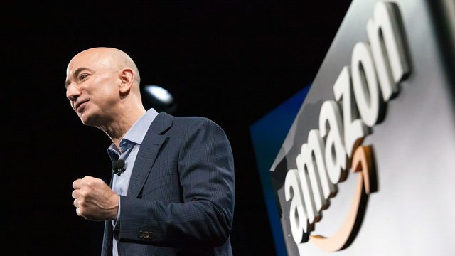 Amazon CEO Jeff Bezos Is The Richest Person In The World – Again
