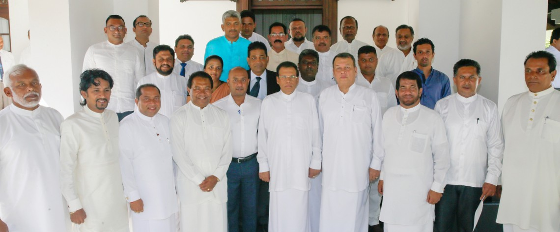President appoints new SLFP organizers