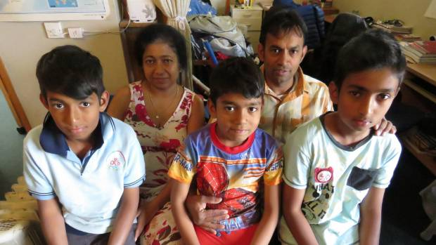 New NZ MP to fight deportation of Sri Lankan family in Queenstown