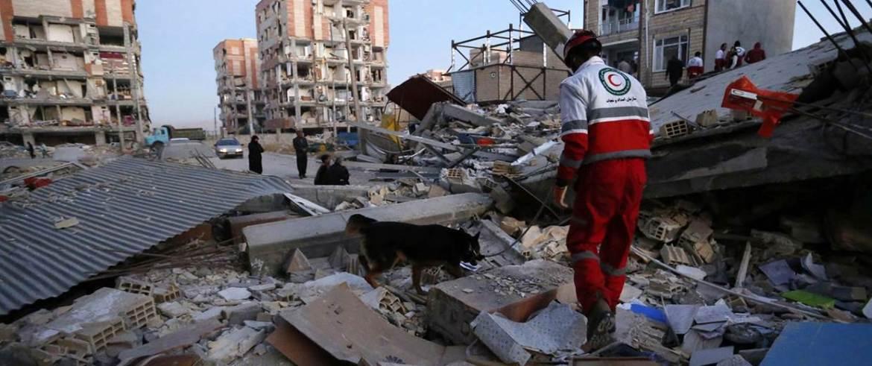 Iran-Iraq quake deadliest quake in the world in 2017