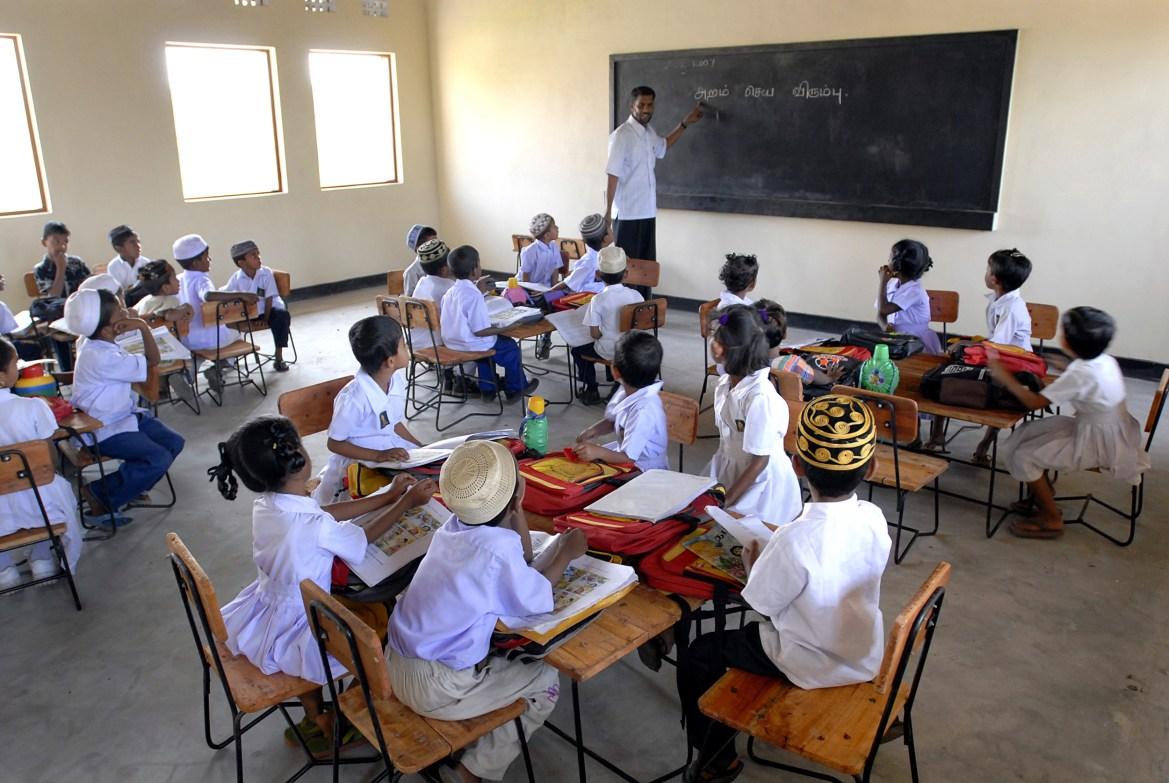 Over 25% of school children in SL study in hunger: Study reveals
